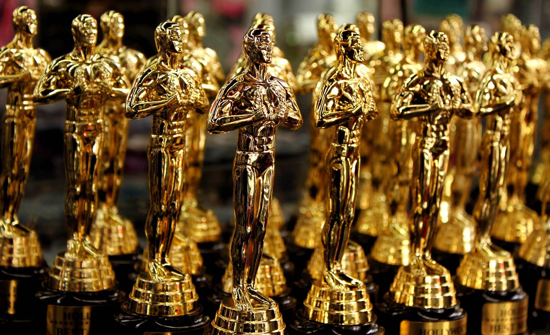 Award Season: Los Angeles, Oscars Trucks