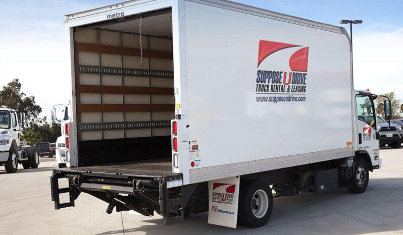 Box Truck 16' full