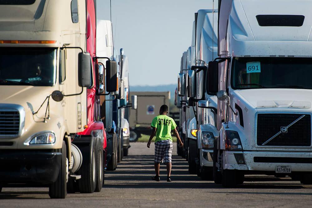 Semi Truck Sales Surge