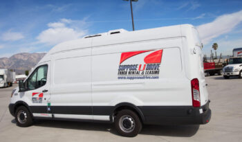 Refrigeration Panel Van full