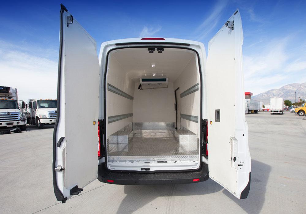 refrigerant vans