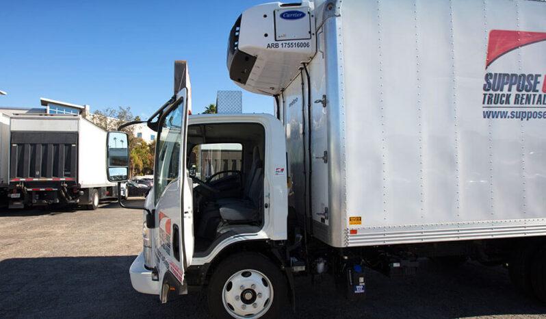 Refrigeration Truck 16' full