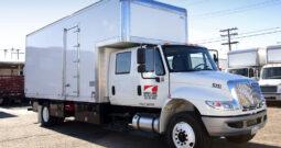 Box Truck Crew Cab 22'