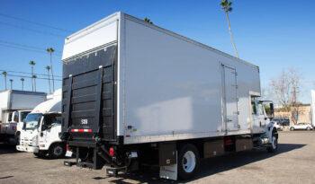Box Truck Crew Cab 22' full