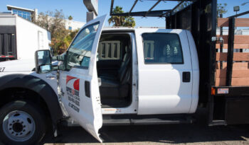 Stakebed Crew Cab 12' full