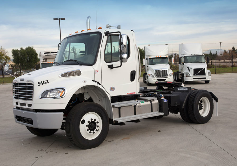 Tractor Single Axle Suppose U Drive Truck Rental Leasing
