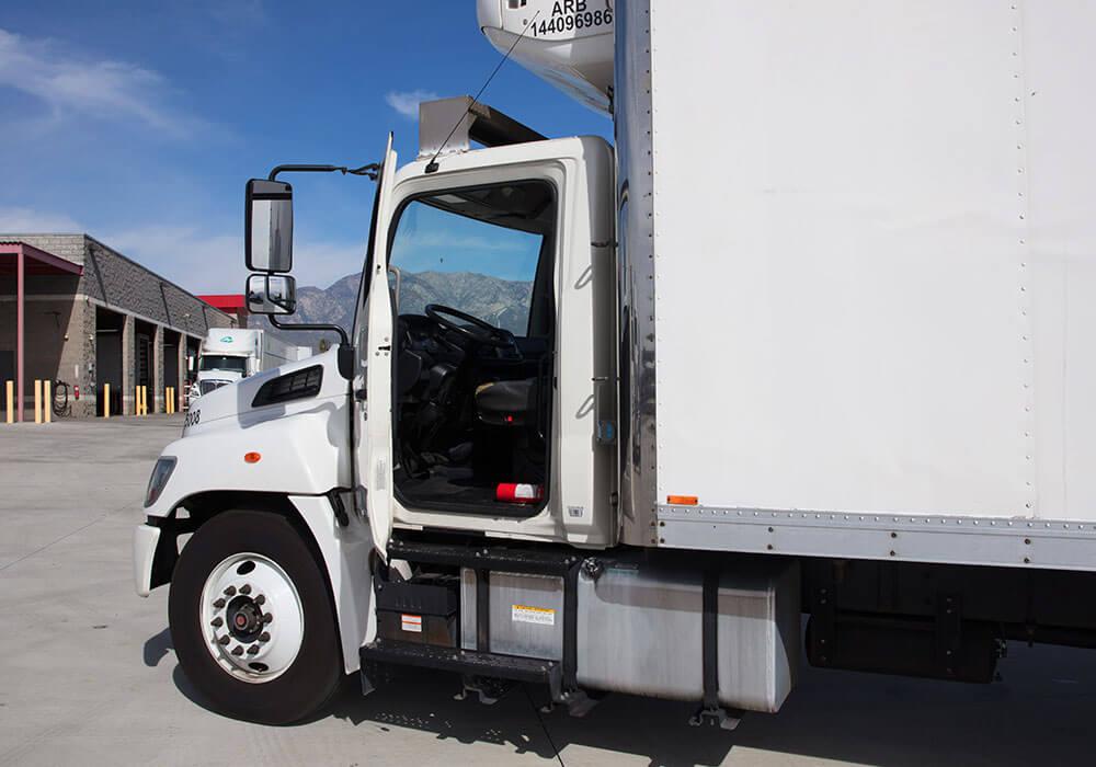 Refrigeration Truck 24 Suppose U Drive Truck Rental