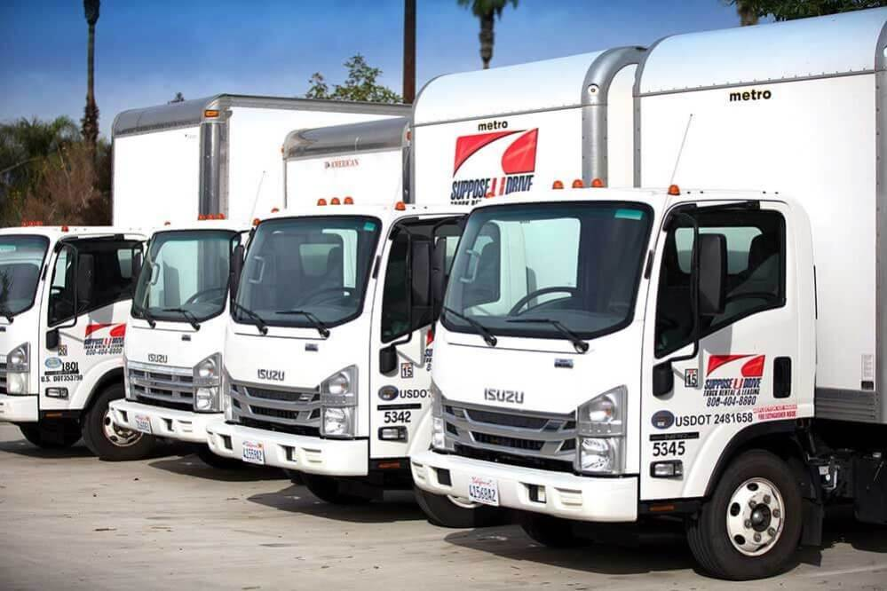 Box Trucks: Suppose U Drive