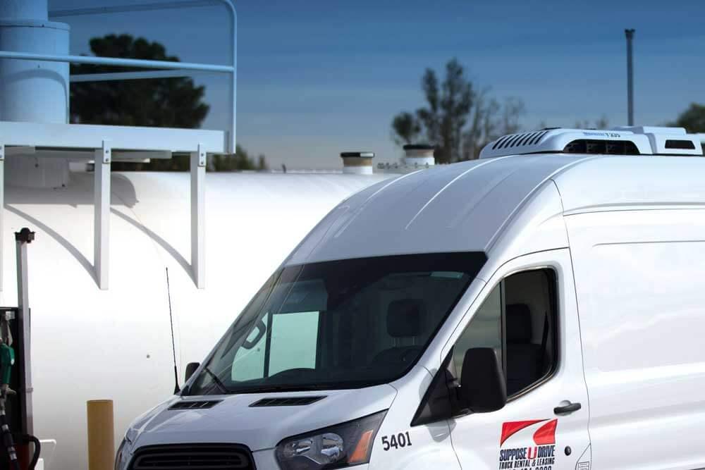 Cargo Vans: Suppose U Drive