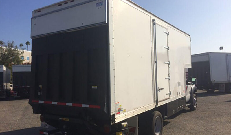 Box Truck Ford F-550 17' full