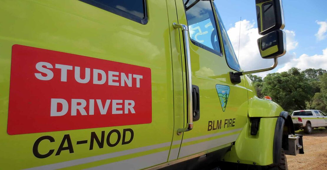 Student Truck Driver