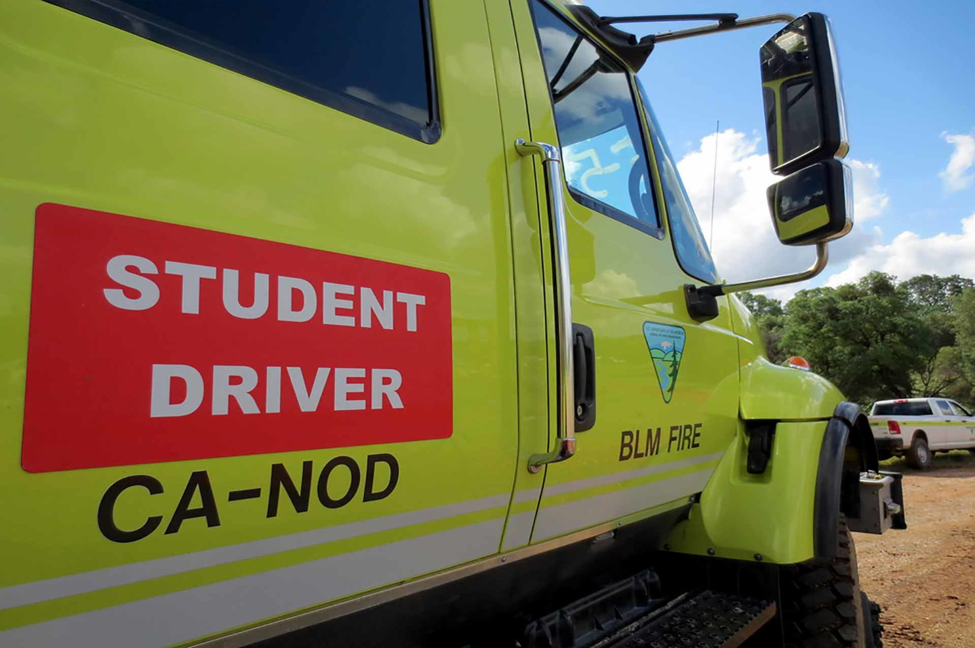 Student Truck Driver