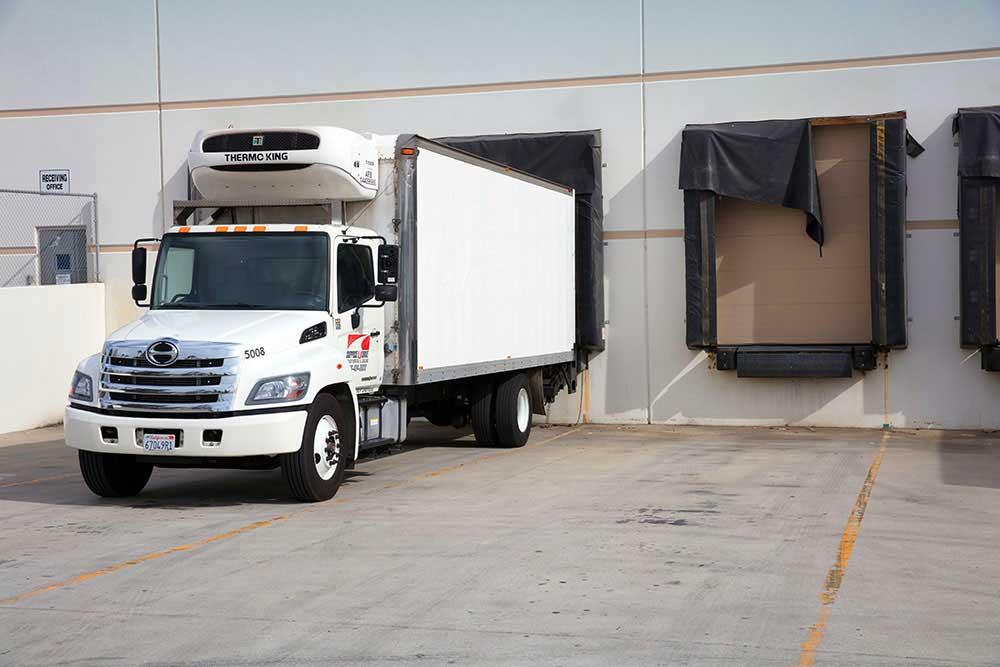 Refrigeration-Trucks: Suppose U Drive