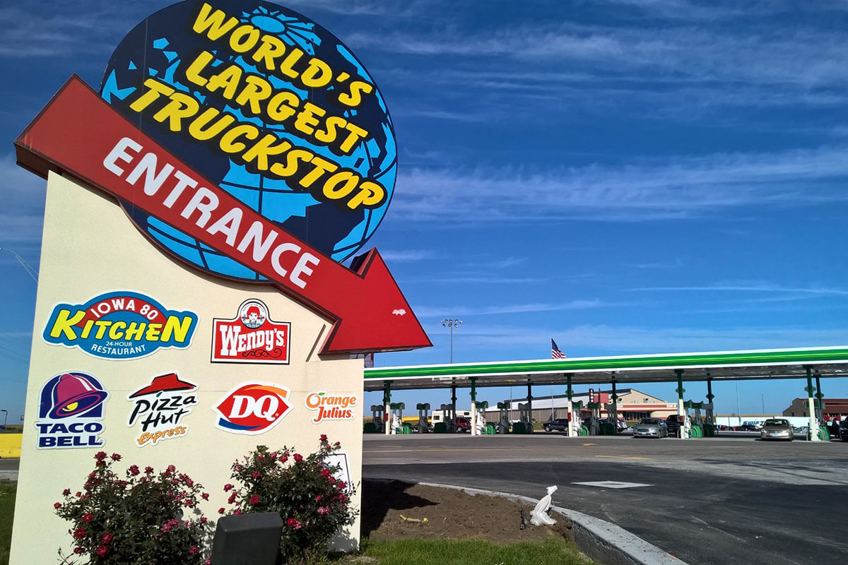 The-World's-Largest-Truck-Stop