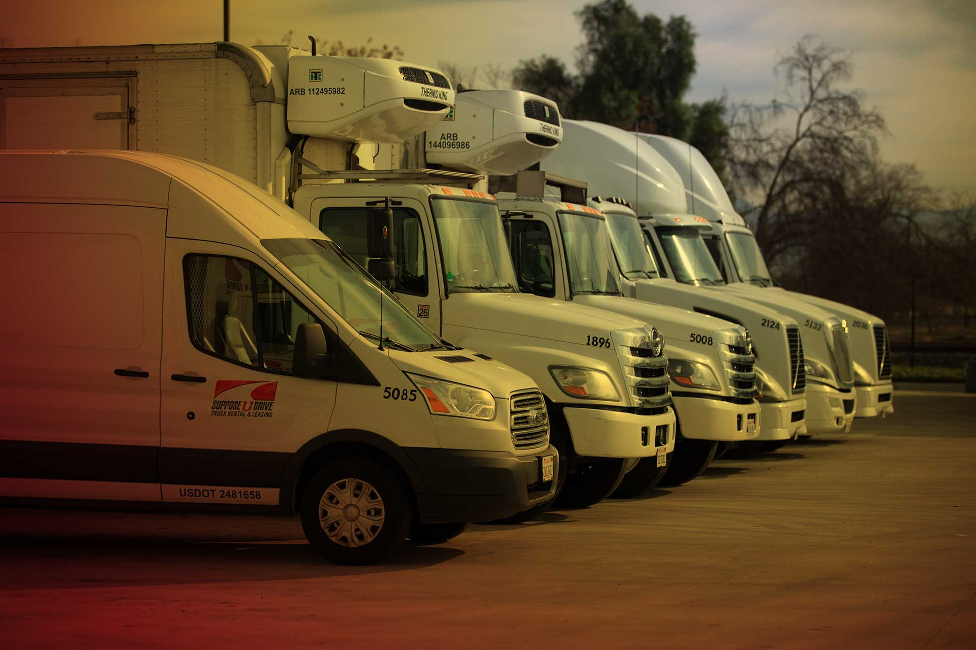 Trucking Safety Measures for Fleet Management