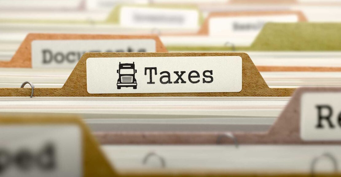 Trucks and Taxes: Understanding Your Tax Obligations
