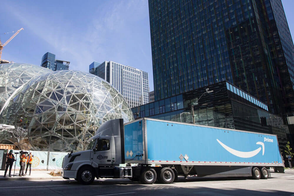 Oracle to Challenge Uber and Amazon Freight Services