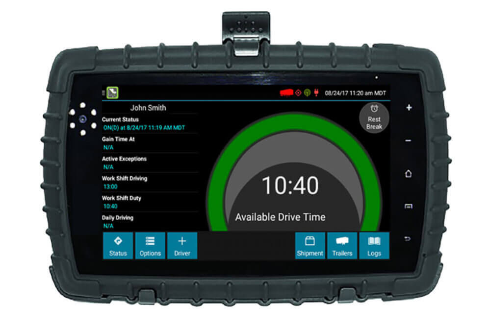 ELD Mandate-SupposeUDrive: Electronic Logging Device