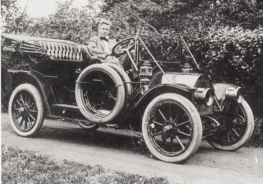 Liftgate History - Suppose U Drive