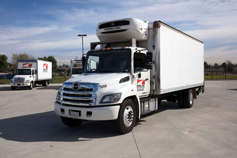 Refrigerated Truck Rental: SupposeUDrive