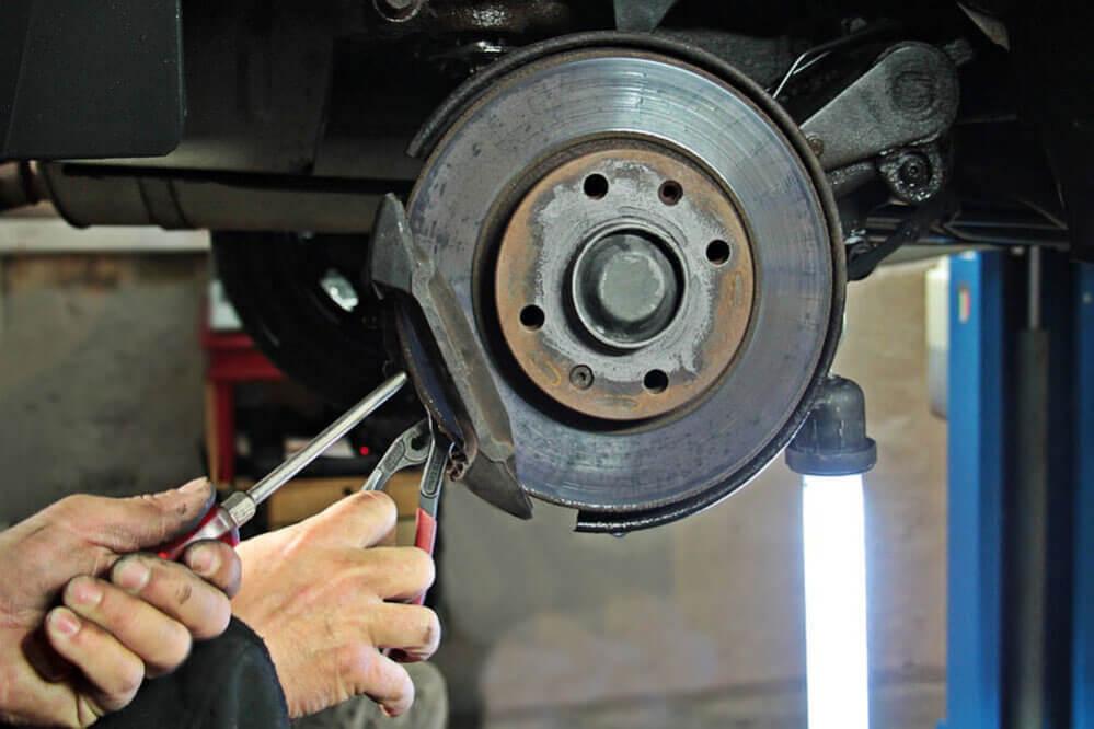 Summer Truck Maintenance: Brake Check