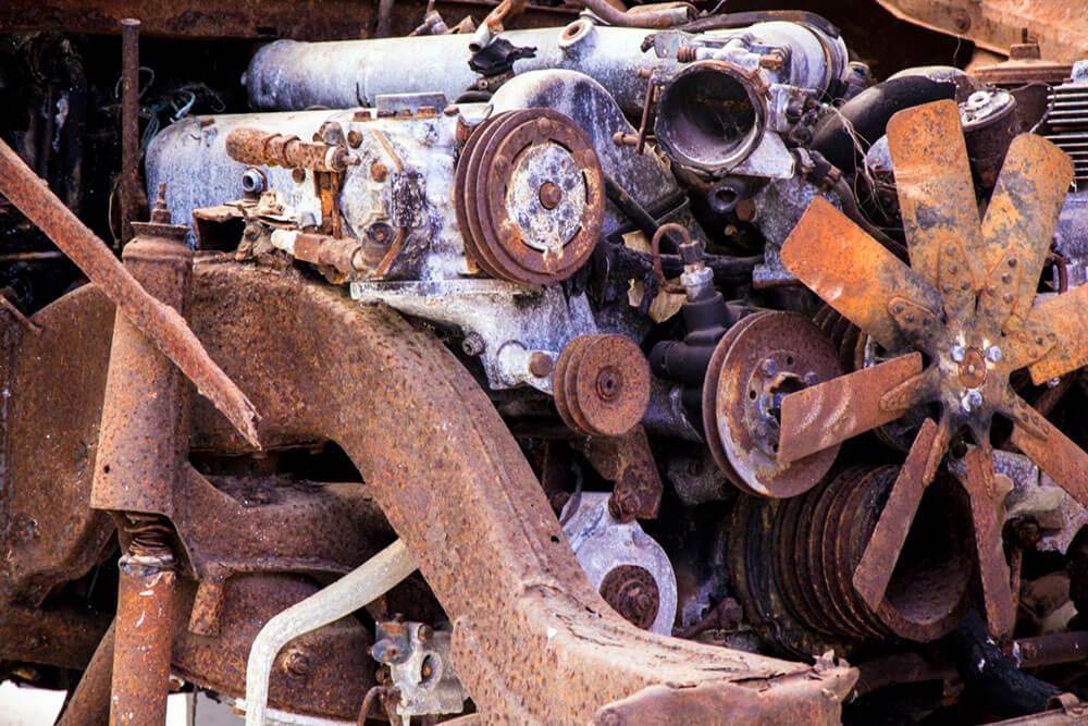 Summer Truck Maintenance: Engine Corrosion