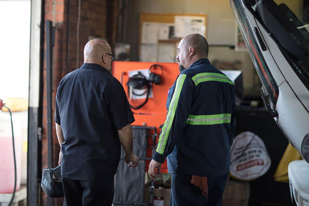 Maintenance Team: Suppose U Drive