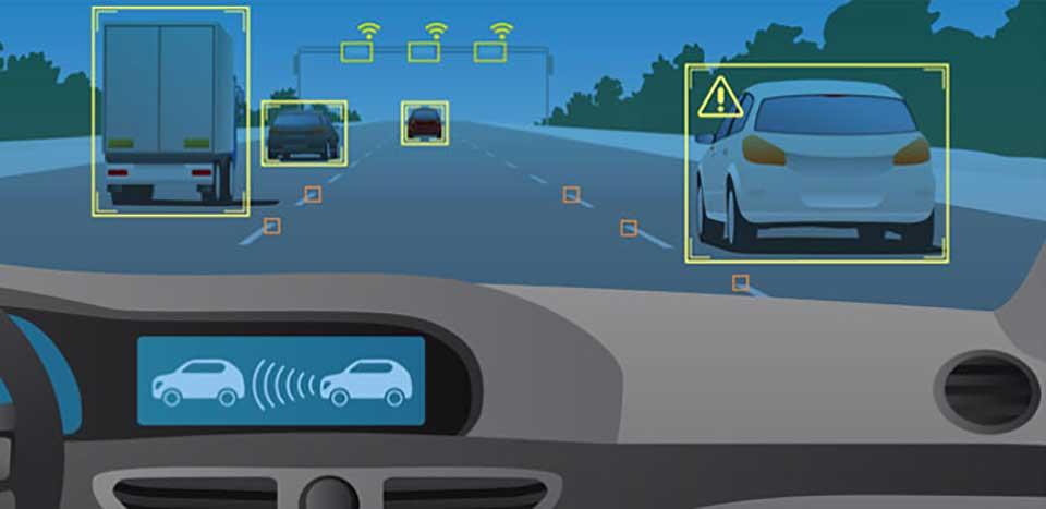 Technology & Trucking: Collision Mitigation Technology