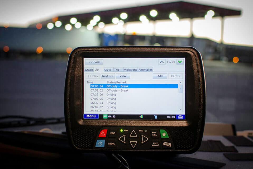 Technology & Trucking: ELD 2019