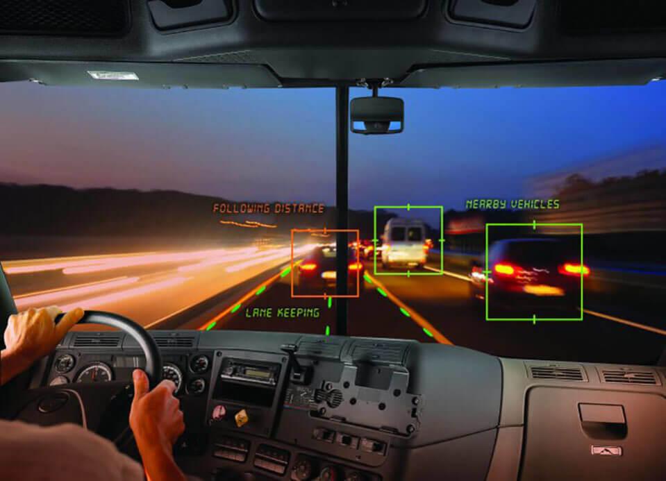 Technology & Trucking: Forward Camera System