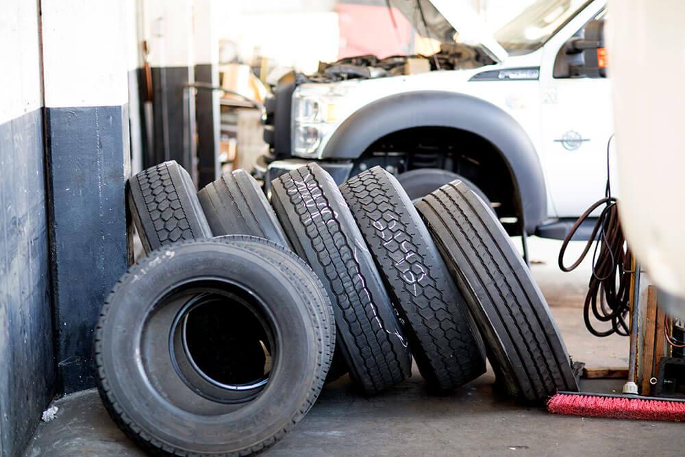 Truck Maintenance: Suppose U Drive