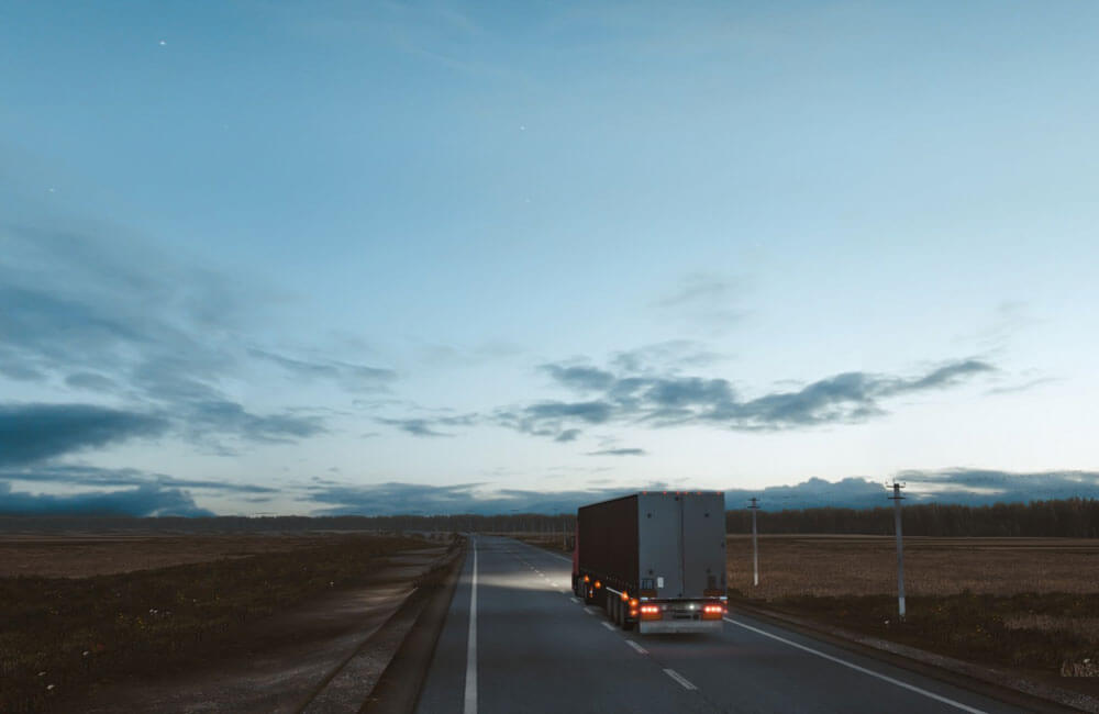 truck-mnight-lonely-road-suppose-u-drive