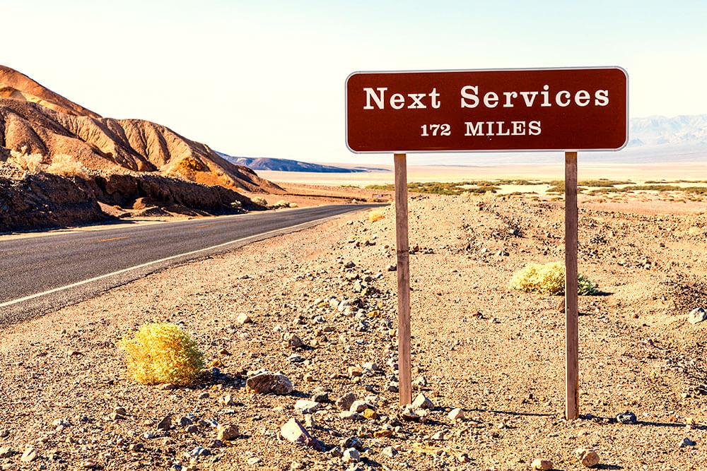 Truck Next Service 172 Miles: Suppose U Drive