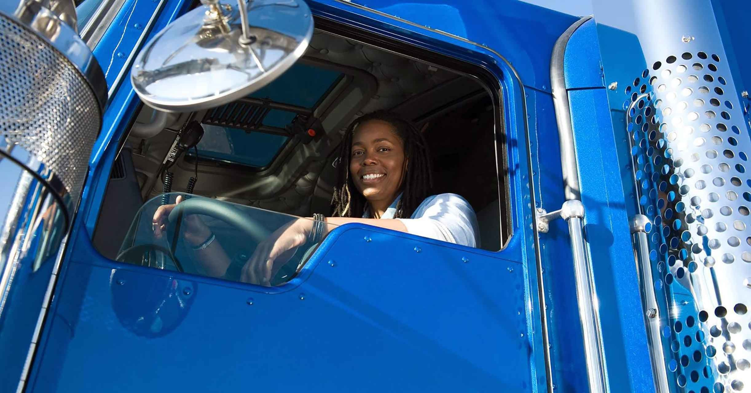 Women in the Trucking Industry: Suppose U Drive